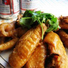 老汁卤鸡—看奥运时的佐酒菜