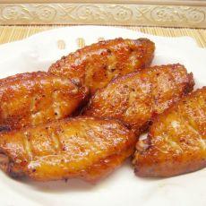蜜汁烤鸡翅