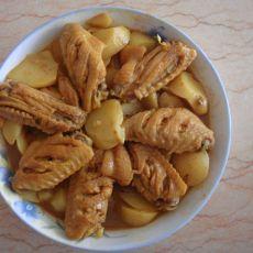 家常咖喱土豆鸡翅