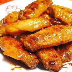 cook100蒜香鸡翅
