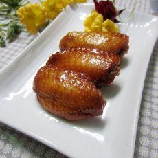 酱蜜汁烤鸡翅