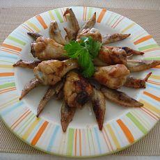 美味蚝油鸡翅