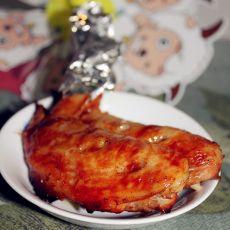原味烤鸡翅