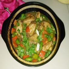砂锅可乐鸡翅煲