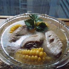玉米炖鸡翅