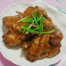 鲜味豉油鸡翅
