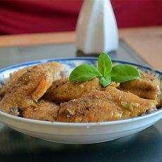 锡纸烤鸡翅