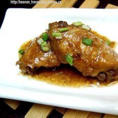 沙爹酱焖鸡翅