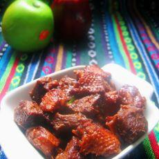 鸡翅炒牛肉