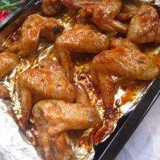 排骨酱烤鸡翅