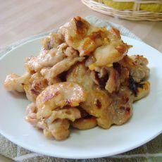姜蓉蜜汁鸡腿肉