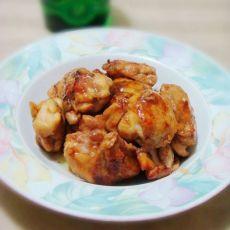 香煎姜汁鸡腿肉