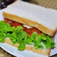 奥尔良三明治