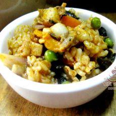 红烩什锦饭
