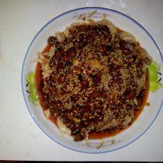 麻辣口水鸡的做法