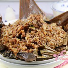 荷香红米鸡