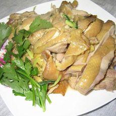 姜葱烤鸡腿