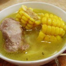 鸭肉玉米汤