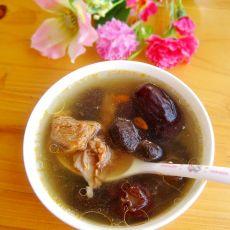 冬菇煲鸭汤