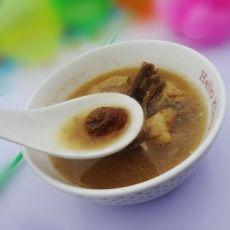 巴西菇炖白鸭