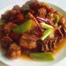 香辣鸭――新疆味道