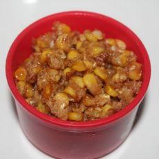 蛋黄炒玉米的做法