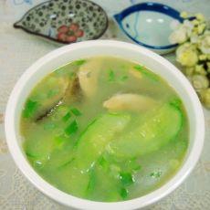 皮蛋黄瓜汤