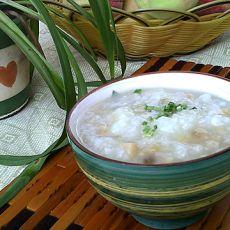 皮蛋粥――品臻客五常稻花香粥米