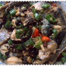 双椒沙丁鱼