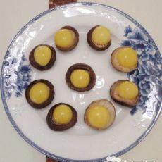 鹌鹑蛋酿香菇