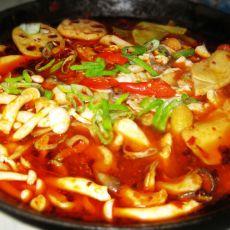 麻辣鱼锅的做法