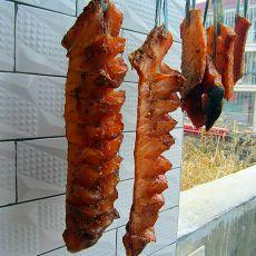 风干冬腊鱼的做法