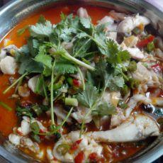 香锅水煮鱼的做法