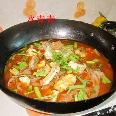 汤锅粉丝鱼