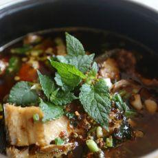 青花椒藿香鱼