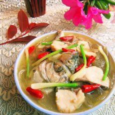 胡椒粉条鱼