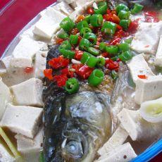 湖乡豆腐炖鱼