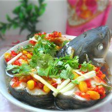 剁椒玉米鱼