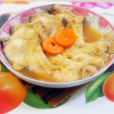 潮汕豆酱草鱼的做法