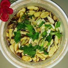 砂锅竹笋鱼的做法