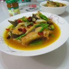 咖喱蒜香鱼