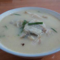 小葱鲈鱼汤