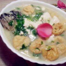 咸菜鲈鱼汤的做法