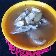 鲈鱼橄榄汤的做法