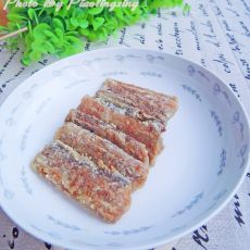 电饼铛煎带鱼的做法