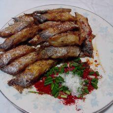 烧烤味带鱼的做法