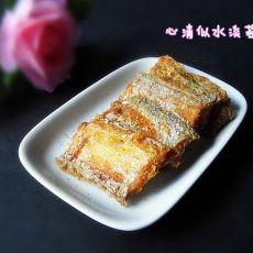 香酥椒盐带鱼
