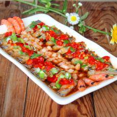 垛椒双鲜带鱼虾