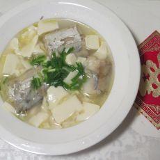 带鱼豆腐汤
