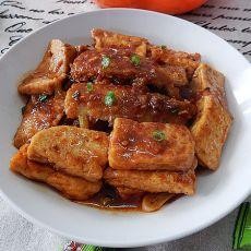 红烧带鱼豆腐